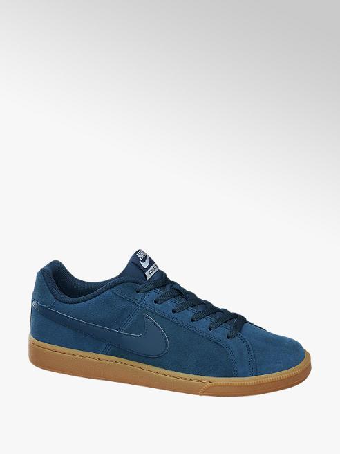 Nike Kék WMNS COURT ROYALE SUEDE retro sneaker