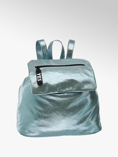 Graceland Kék csillogós női hátizsák