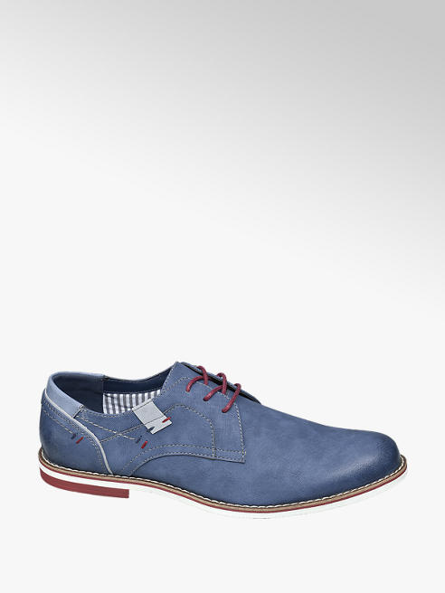Venice Kék férfi utcai cipő