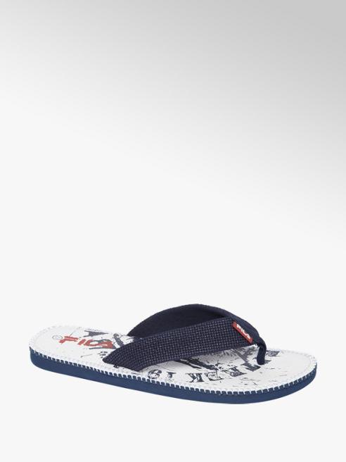 Fila Kék lábujjközi papucs