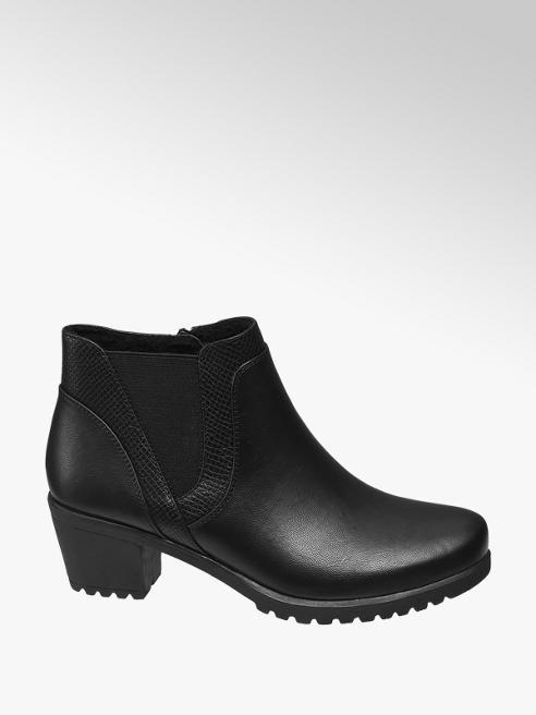 Easy Street Kožená kotníková obuv Chelsea