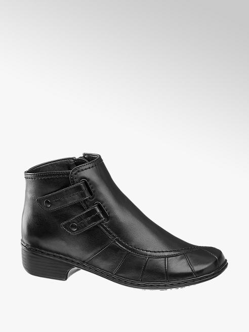 Medicus Kožená kotníková obuv