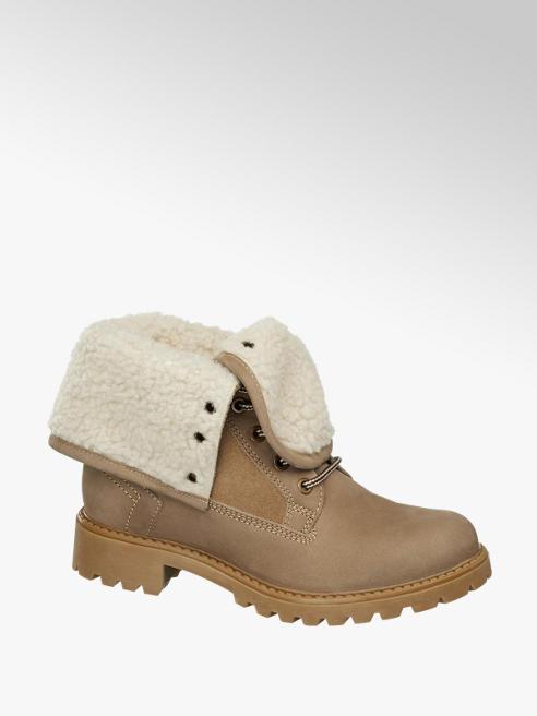 Landrover Kožené šněrovací obuv