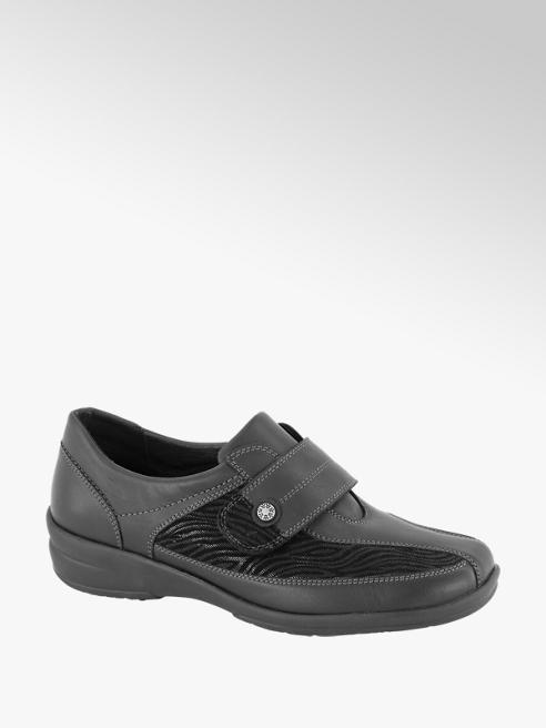 Medicus Komfort Lädersko Bredd G