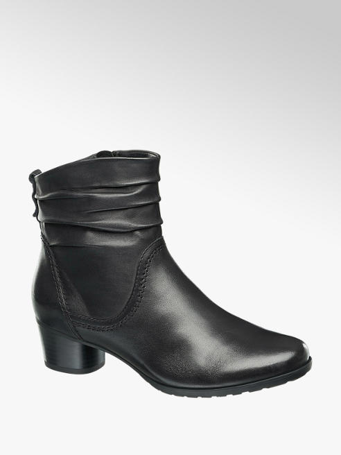Medicus Komfort Läderstövel Bredd G