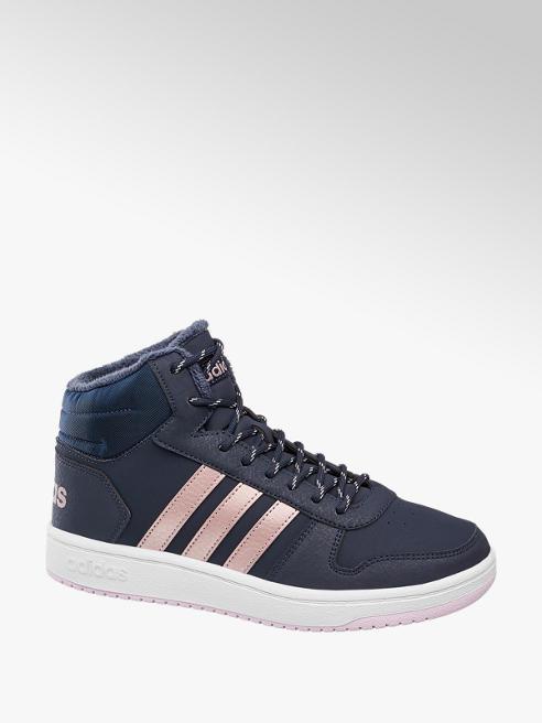 adidas Kotníkové tenisky Hoops Mid 2.0 K