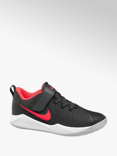 NIKE Kouřově šedé tenisky Nike Team Hustle Quick