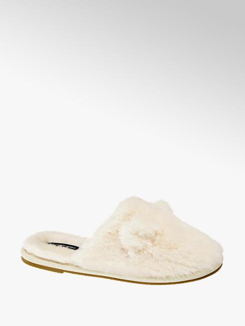 Vero Moda Krémové papuče Vero Moda