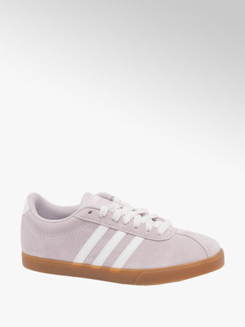 adidas Ladies Adidas Courtset Trainers