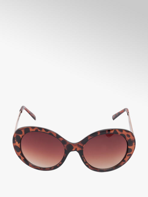 Ladies Chunky Oval Sunglasses