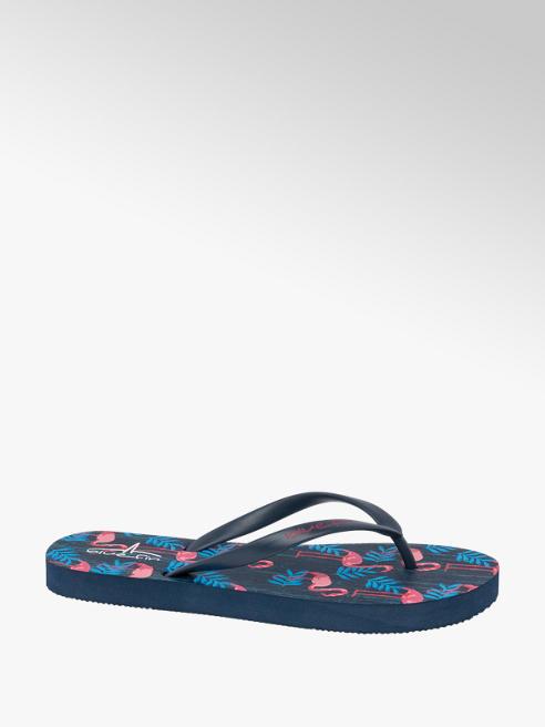 Ladies Flamingo Flip-Flops