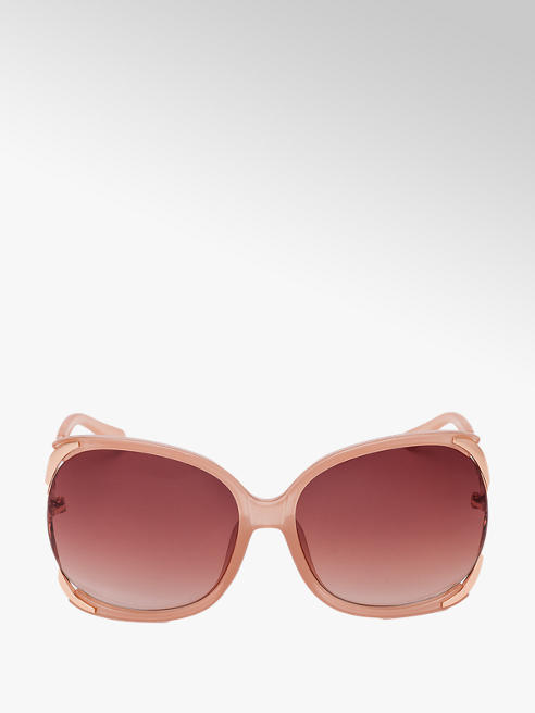 Ladies Oversized Square Sunglasses