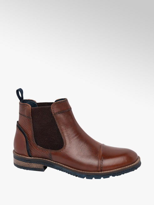 Landrover Mens Casual Lace-up Boots