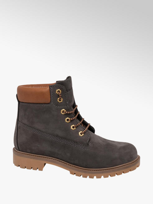 Landrover Mens Lace-up Boots