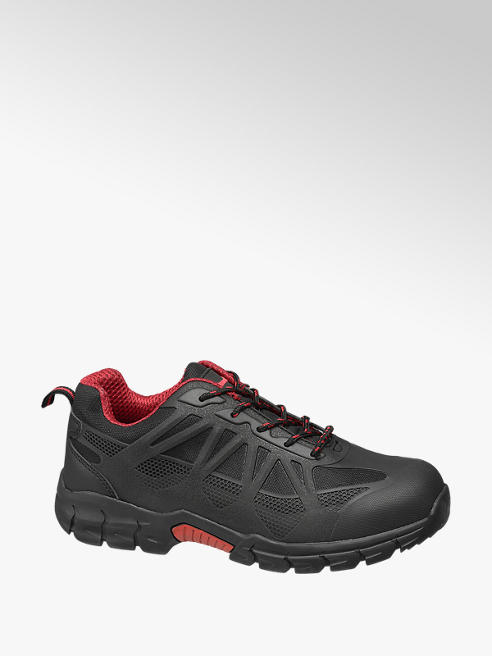 Landrover Mens Steel Toe Safety Shoes