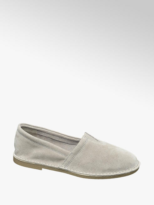 5th Avenue Læder Slip On