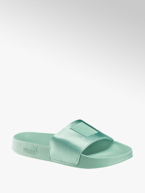 Puma Leadcat Satin Damen Slipper