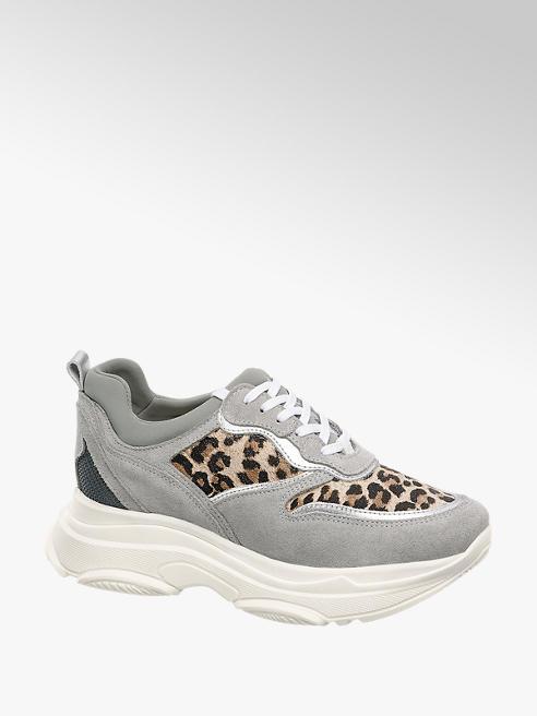 Catwalk Leopárdmintás chunky sneaker