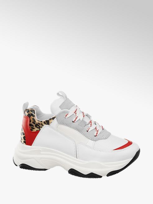 Venice Leopármintás chunky sneaker