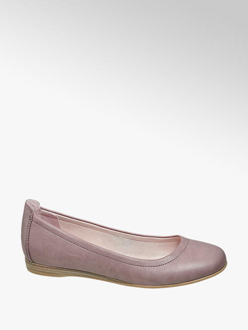 Graceland Lila női balerina