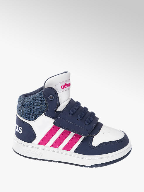 adidas Lány ADIDAS HOOPS MID 2.0 magasszárú sneaker