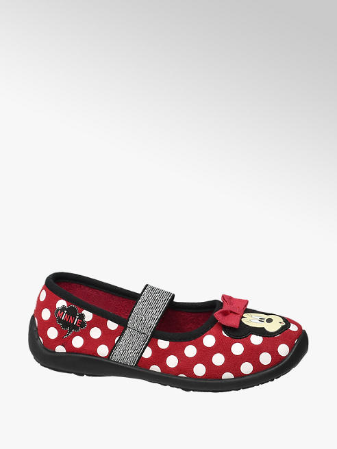 Minnie Mouse Lány házicipő