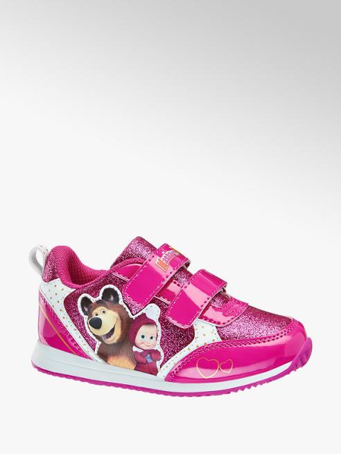 Masha and the bear Lány lakk sneaker