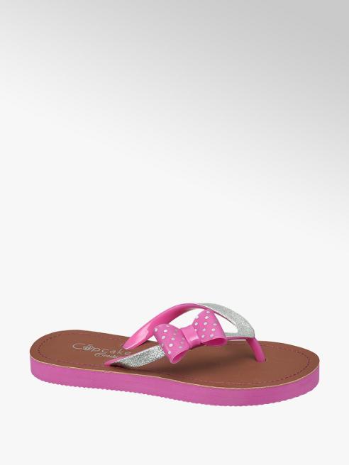 Cupcake Couture Lány lábujjközi papucs