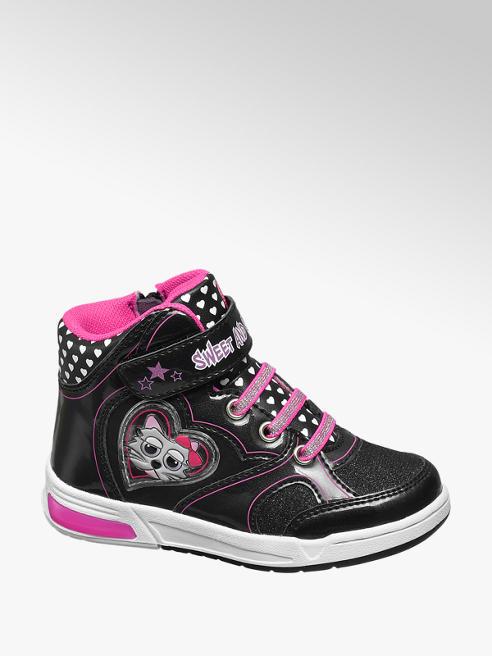 Cupcake Couture Lány magasszárú cipő