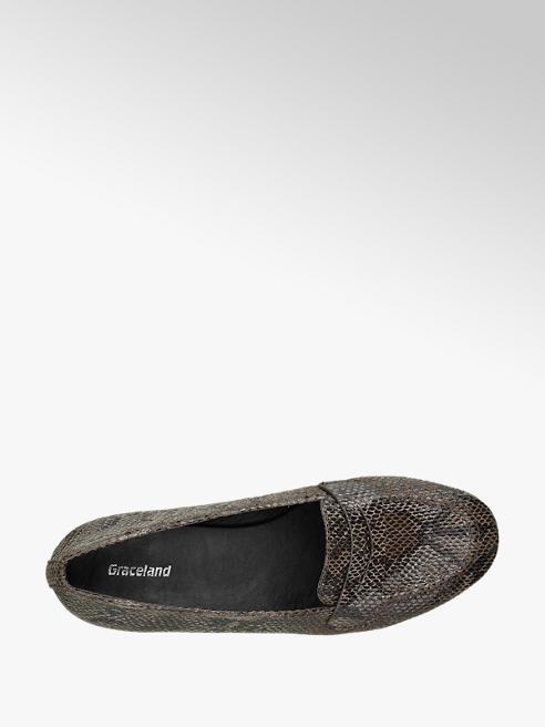 Loafer Graceland Schwarz In Artikelnummernbsp;11421040 Von 80PkwnO