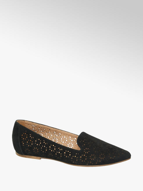 5th Avenue Lézervágott loafer