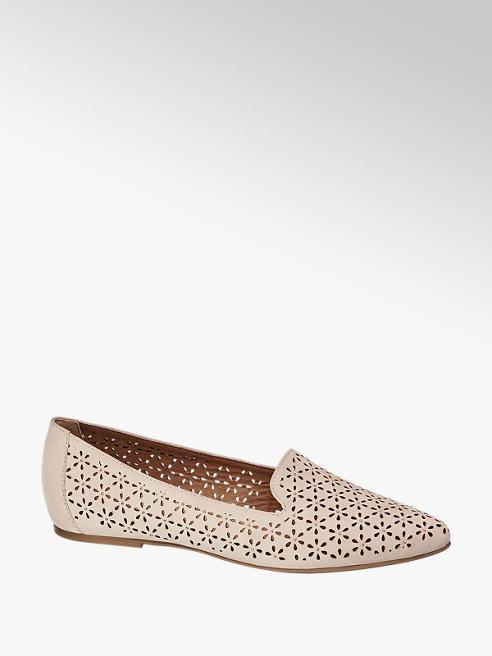 5th Avenue Lézervágott loafer