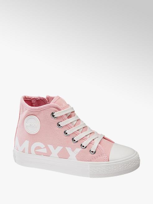 MEXX Schnürschuhe in Rosa