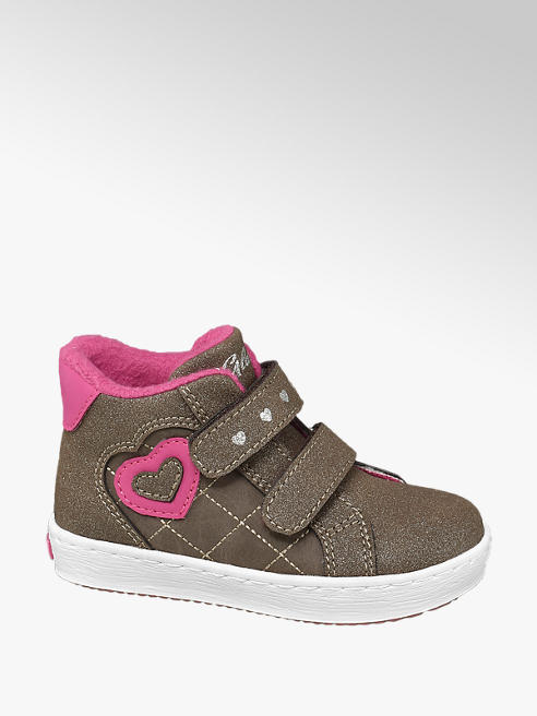 Cupcake Couture Magasszárú lány cipő