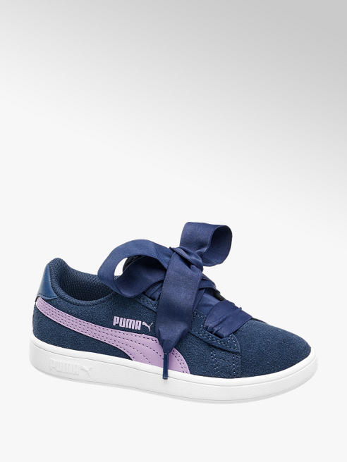 Puma buty dziecięce Puma Smash Ribbon Ps