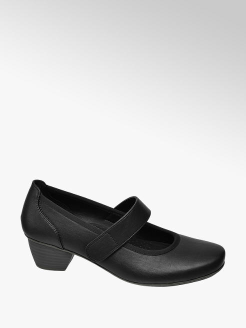 Easy Street Mary Jane Pumps Bredd G