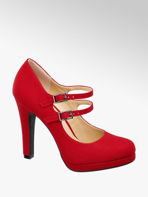Graceland Mary Jane rossa