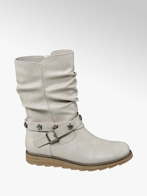 Graceland Boots gefüttert