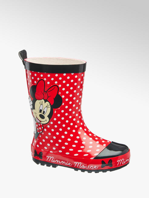 Minnie Mouse Gummistiefel