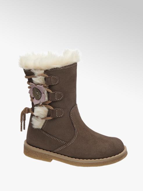 Bärenschuhe Leder Boots gefüttert