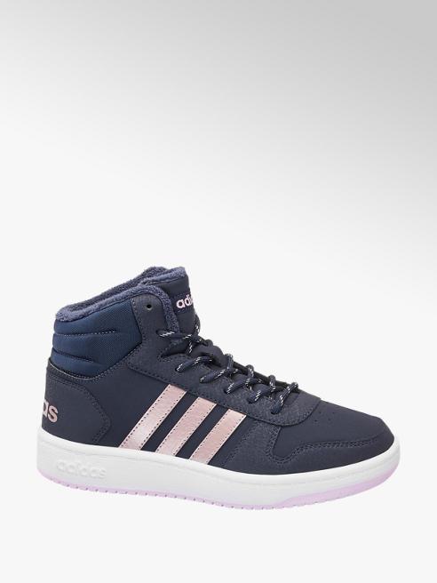 adidas Mid Cut Sneakers HOOPS MID 2.0 gefüttert