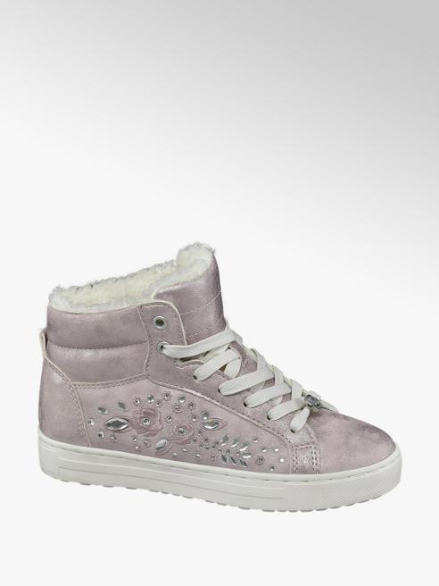 Venice Mädchen Midcut Sneaker