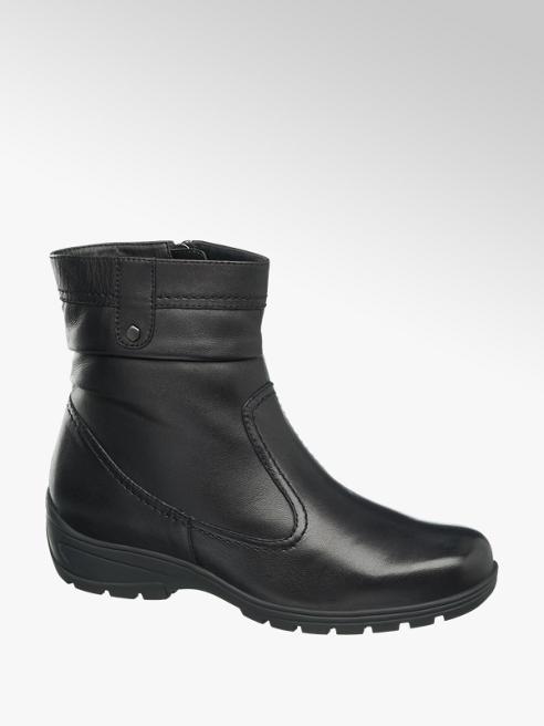 Medicus Komfort Boots in Schwarz, Weite G