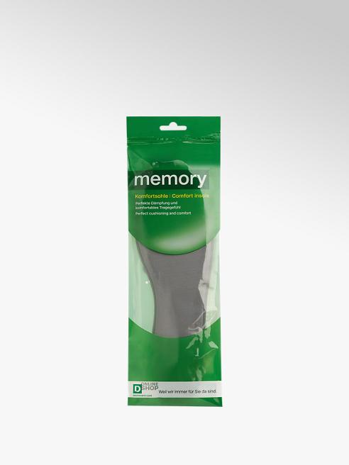 Memory Foam Sål str. 39/40