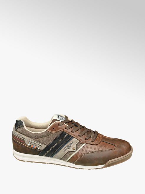 Memphis One Mens Casual Lace-up Trainers