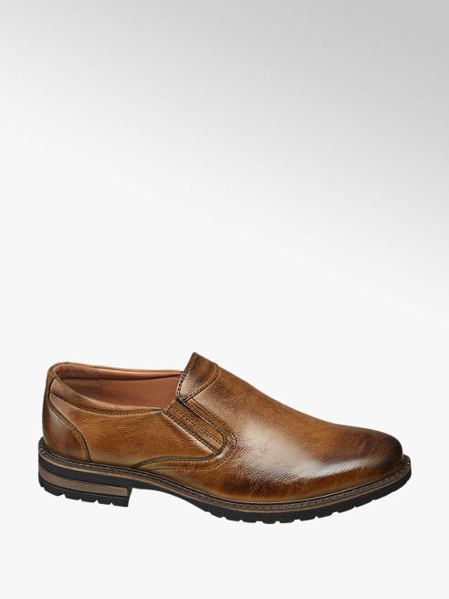 Memphis One Mens Tan Slip-on Shoe