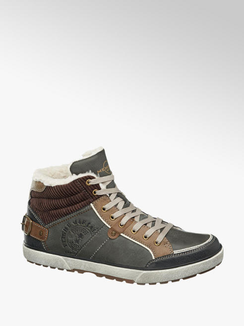 Memphis One Mid Cut Sneakers, gefüttert