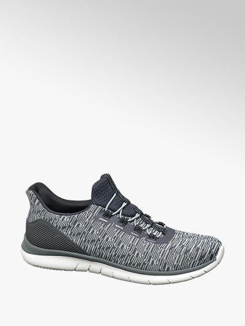 Memphis One Slip on Sneaker in Grau
