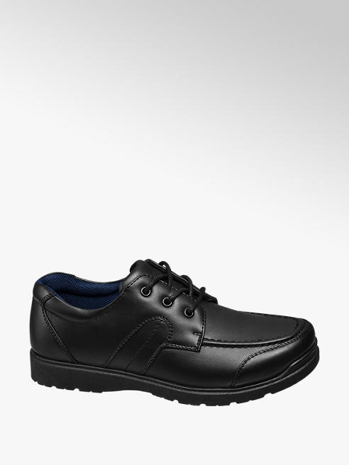 Memphis One Teen Boy Lace-up School Shoes
