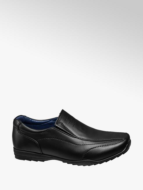 Memphis One Teen Boy Slip On School Shoes